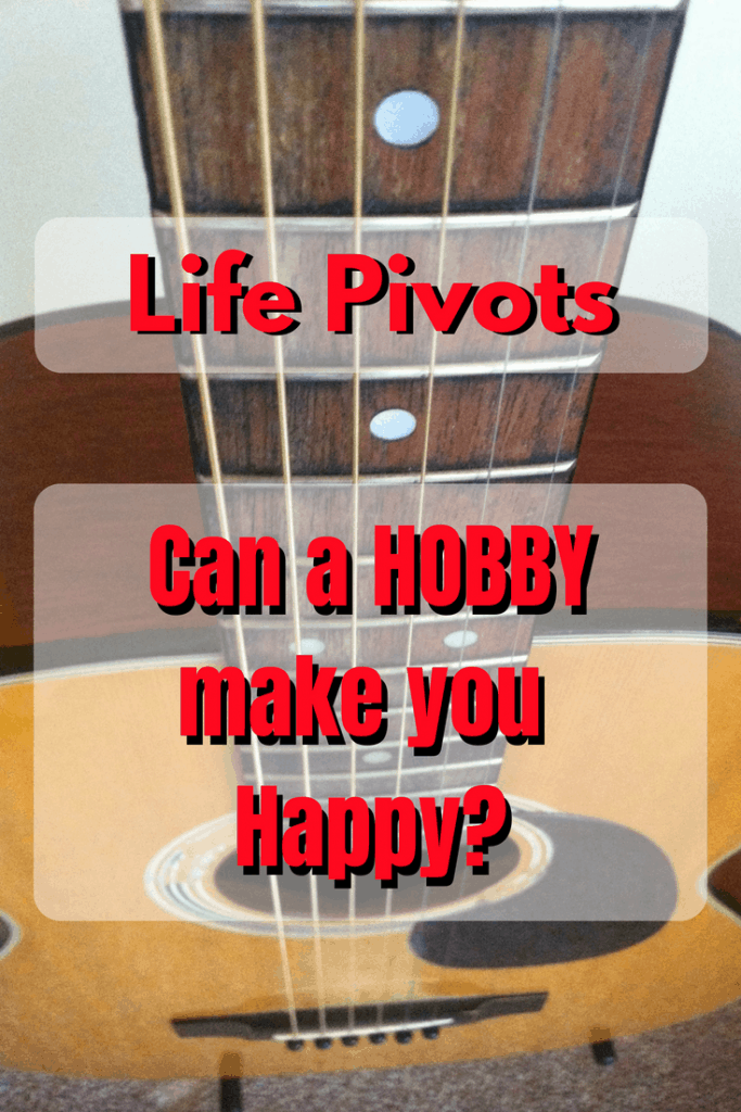 Life Pivots: can a hobby make you happy?