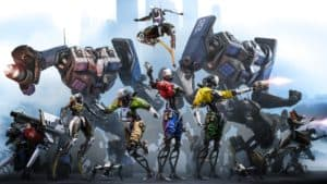 Robo Recall Oculus Rift Game by Epic Games