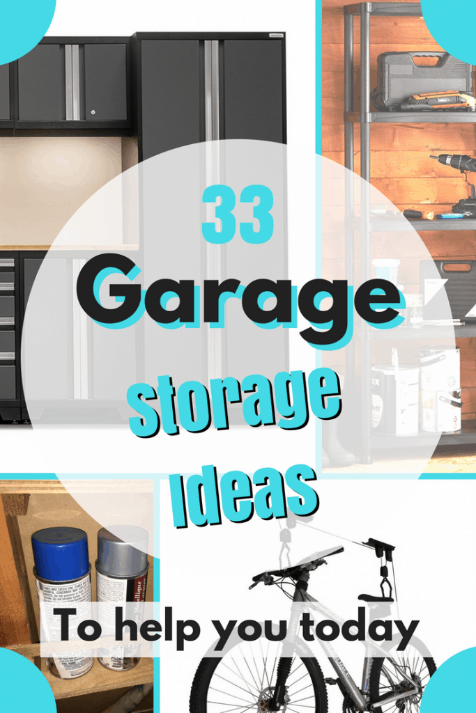 33 Garage Storage Ideas blogpost picture