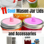Mason Jar Lids and Mason Jar Accessories