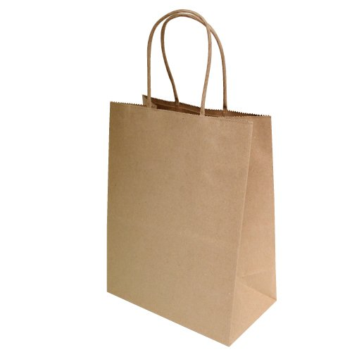 Paper Bags from Recycled Material