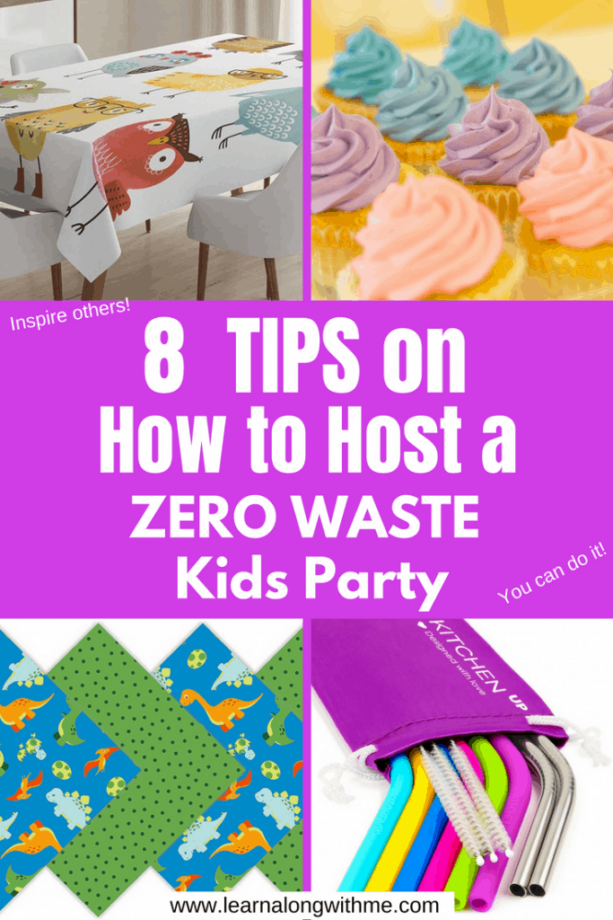 Zero Waste Kids Party