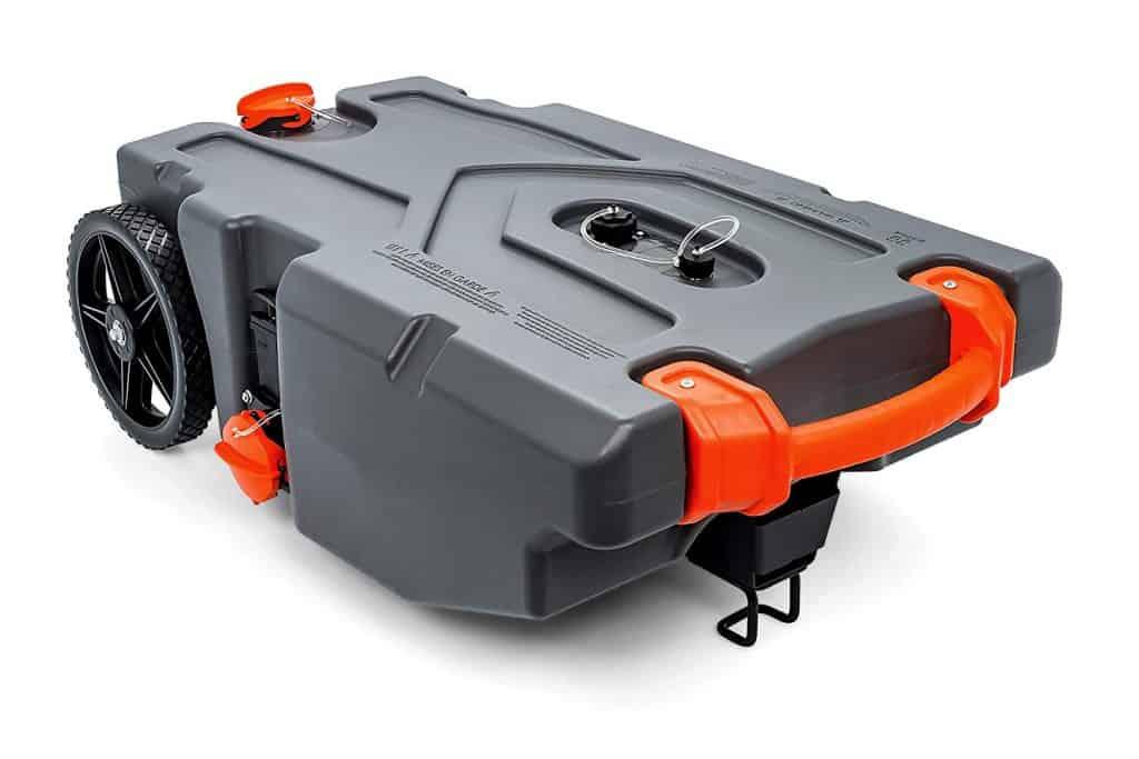 RV Sani Dump Portable Tank