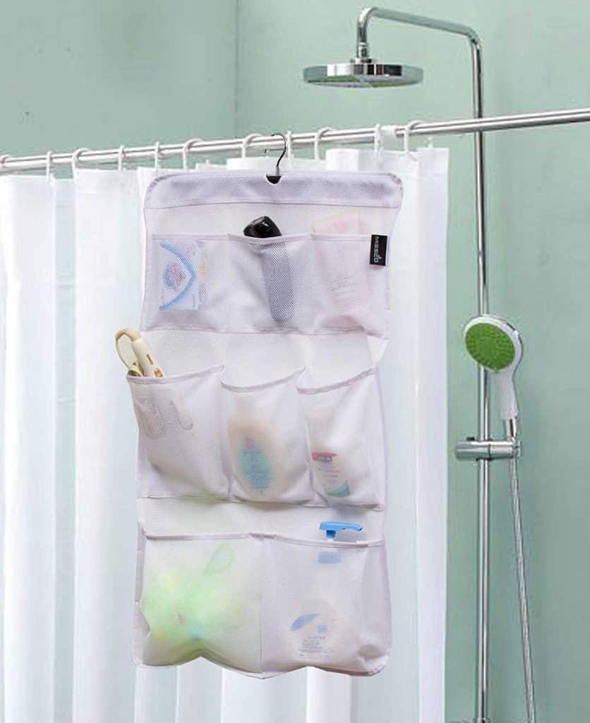 RV Bathroom Shower Caddy Organizer