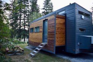 Tiny Homes Alberta - Zerosquared tiny homes in Calgary Alberta.  Tiny Homes Calgary