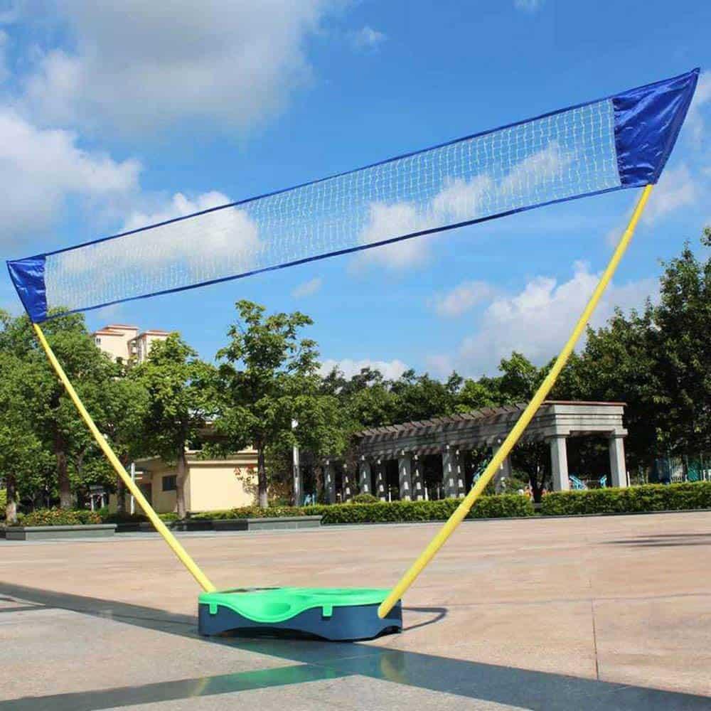 Games Badminton portable net