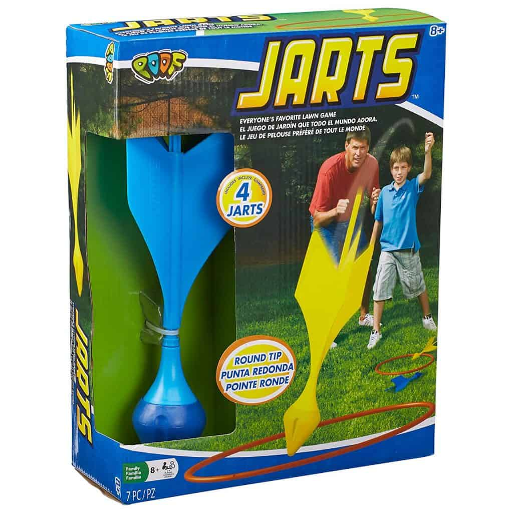 Outdoor Camping games for families  jarts lawn darts