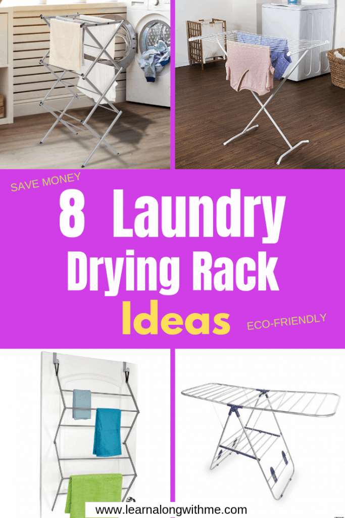 Clothes Drying Rack Ideas