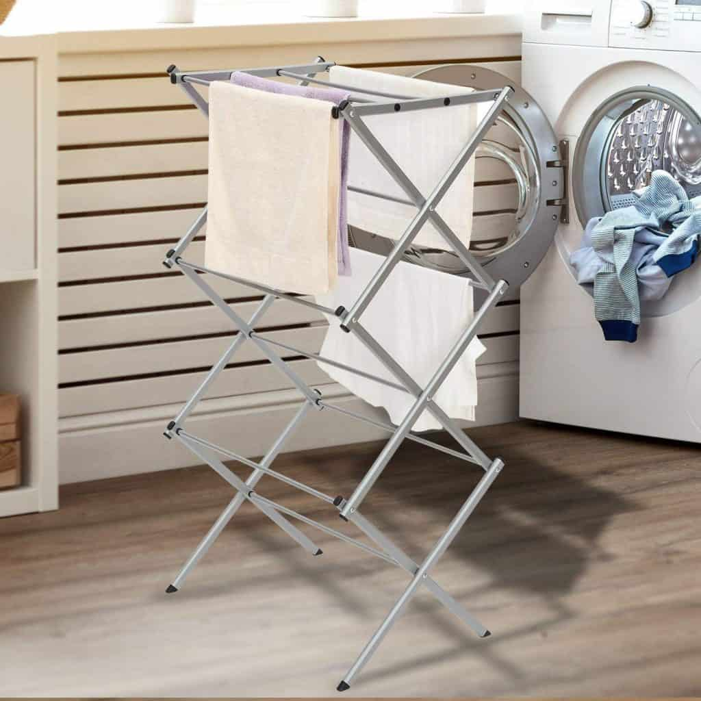 Laundry Drying Racks Save Money Amp Go Green Learn Along