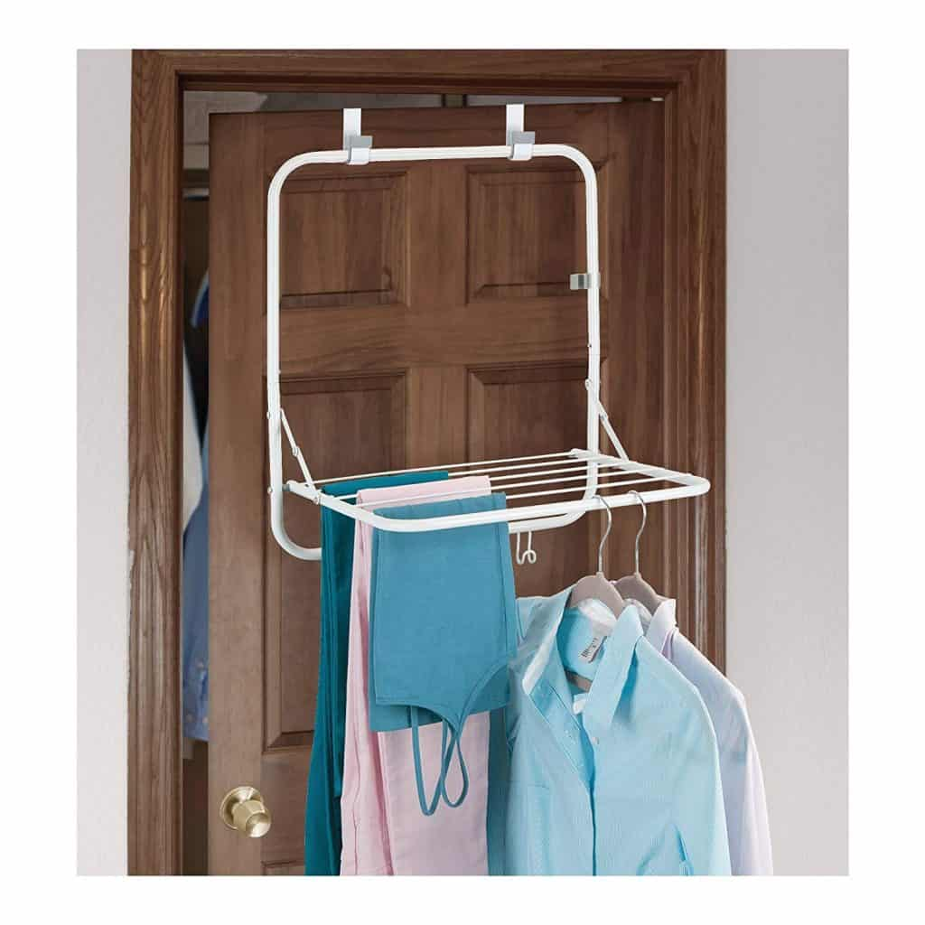 Clothes Drying Racks - Over the Door multiple rods