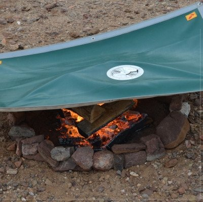 RV Outdoor Camping Fire Cover