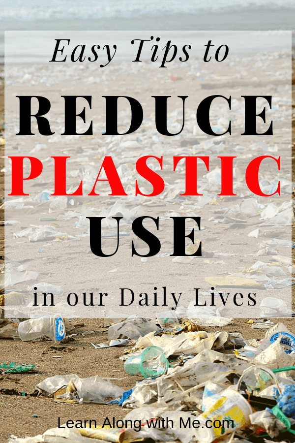 Reduce Plastic Use Cover photo