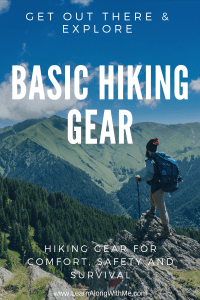 Basic Hiking Gear