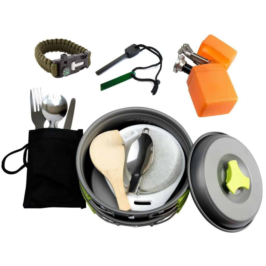 Awesome camping gear