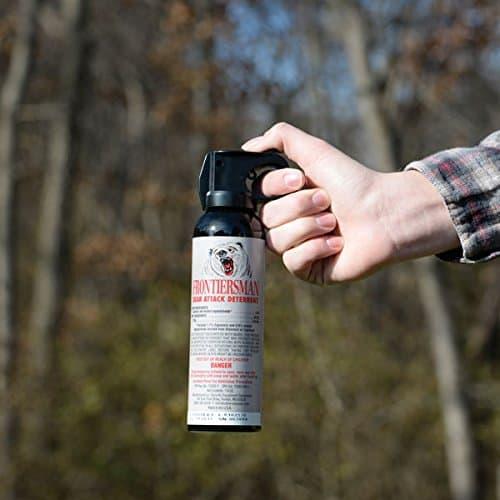 Hiking Gear - Bear spray