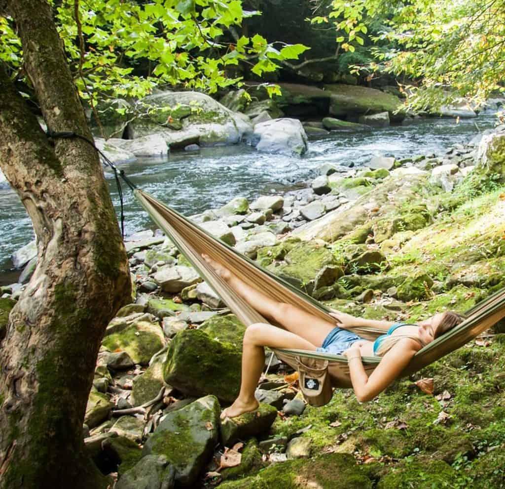 Hiking Gear - Hiking hammock