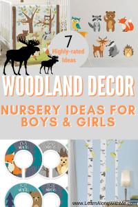 Woodland Nursery Decor Ideas