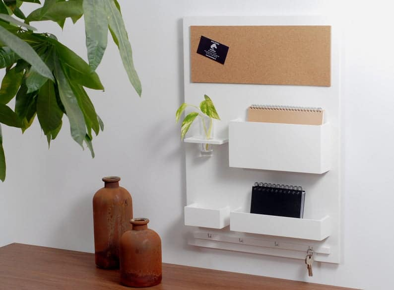 Home Office Organization and decor ideas