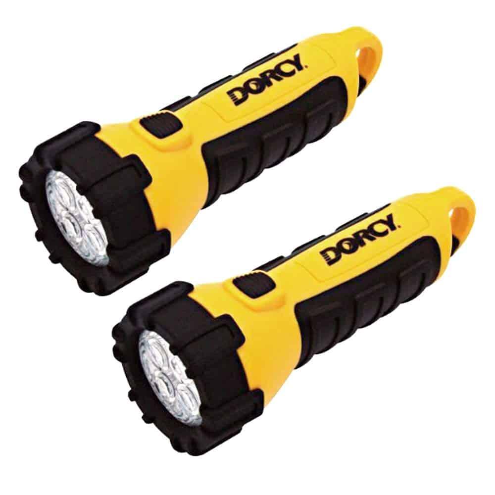 RV accessories flashlights