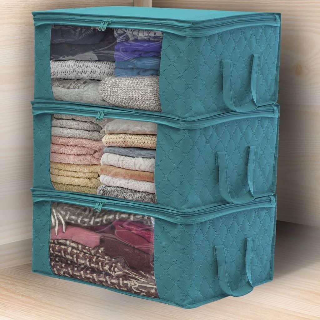 RV Bedroom Organization Ideas
