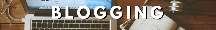 Best Side hustle business ideas - blogging