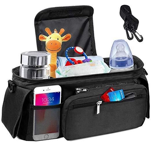 Stroller Accessories - stroller organizer bags