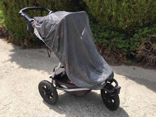 Stroller accessories - UV cover