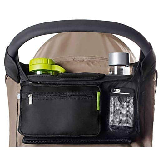 Stroller accessories - stroller organizer bag