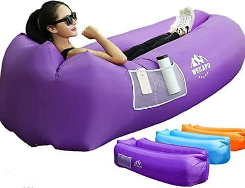 camping chair inflatable air sofa