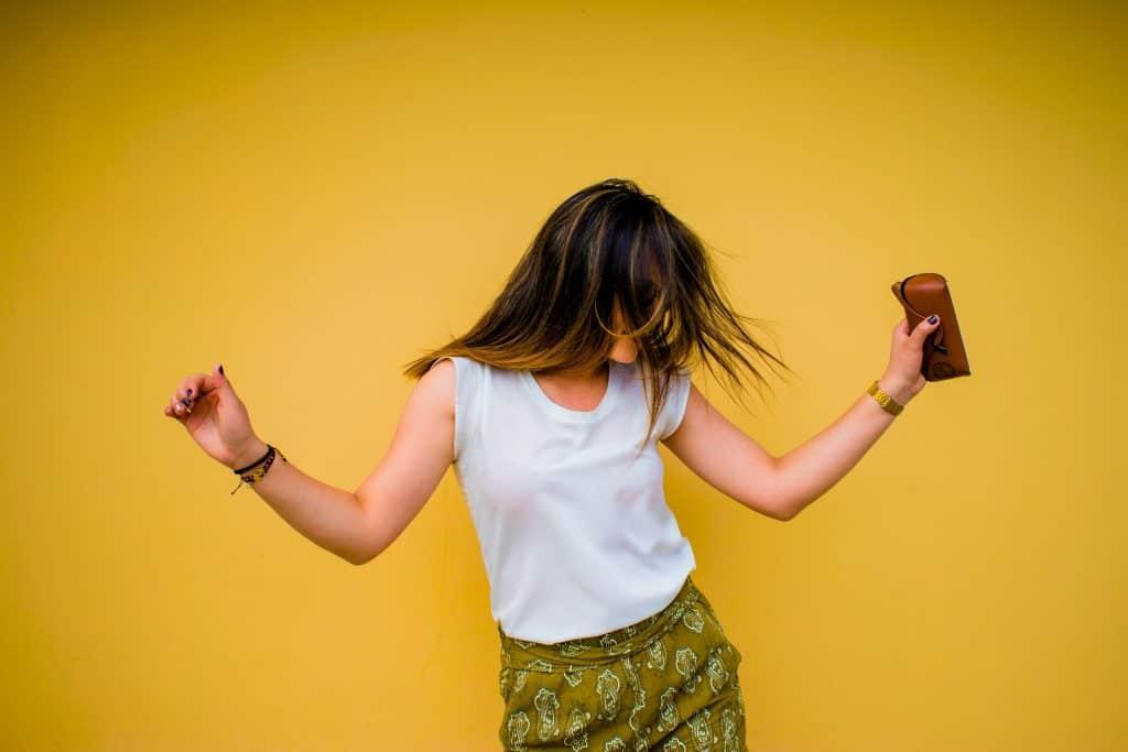 Self Care - dancing