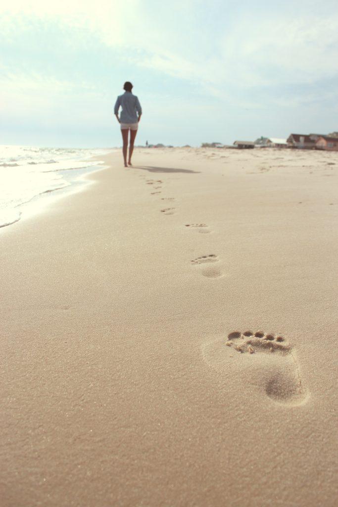 Self care walking