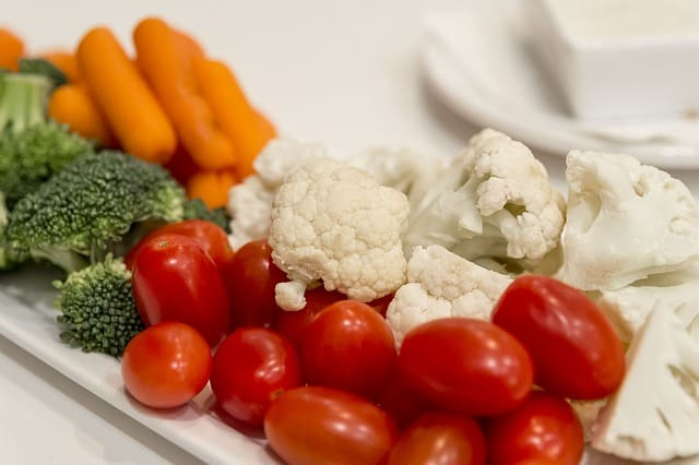 Vegetables are a great Paleo lunch ideas fast food.