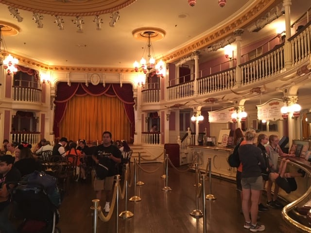 Inside the Golden Horseshoe