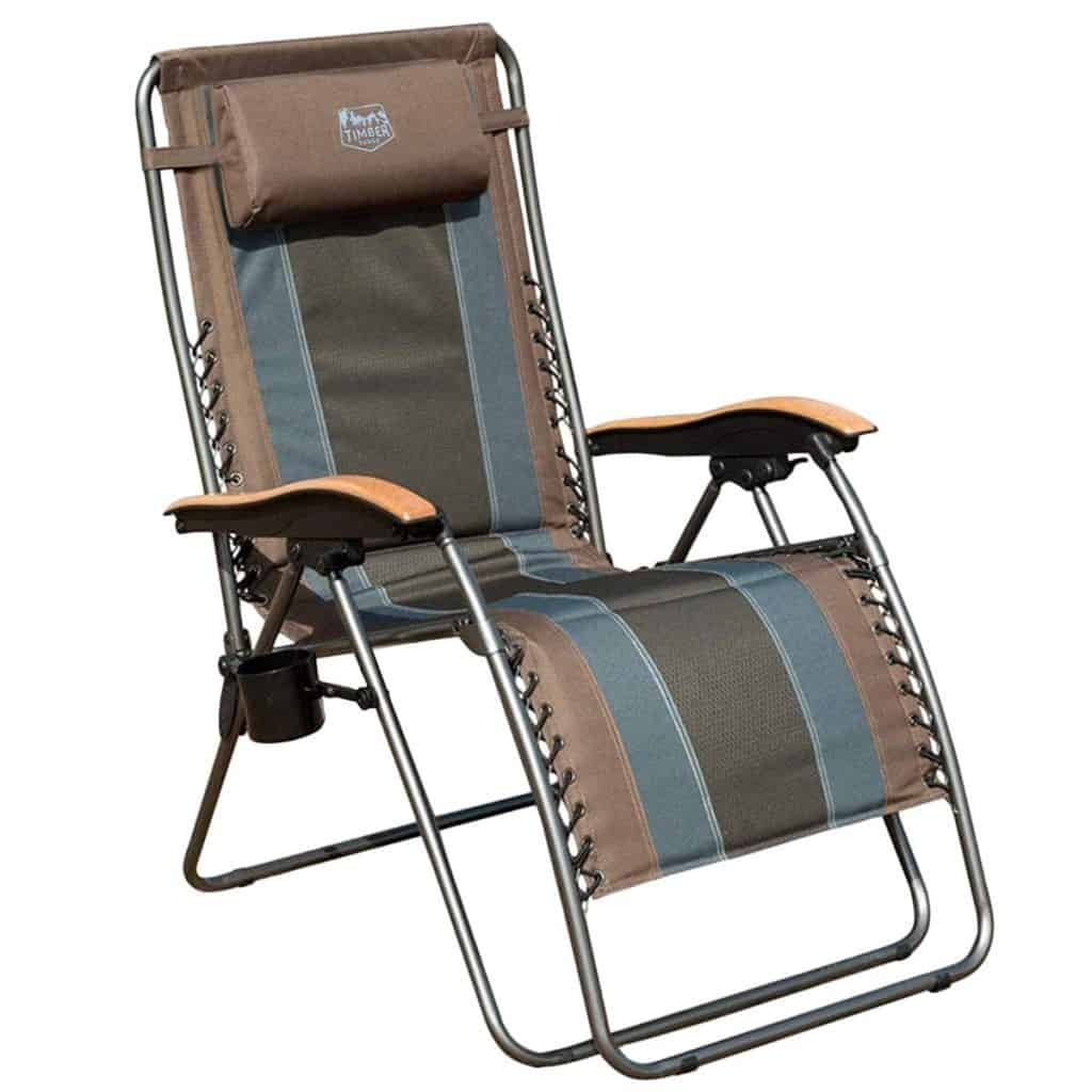 Gifts for RV Owners - nice relaxing zero gravity chairs