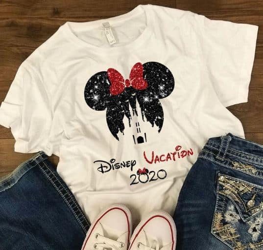 Disney Vacation Shirts 2020 available on etsy