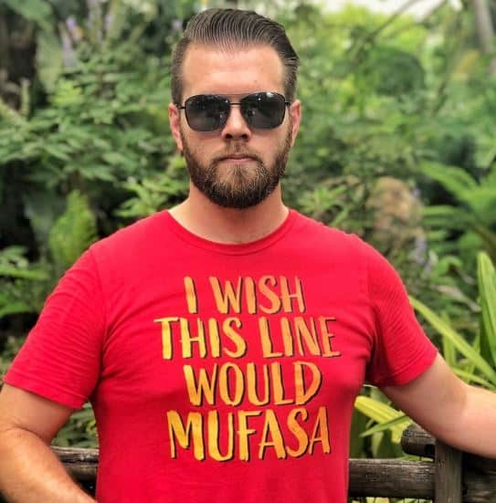 Disney Shirt - I wish this line would mufasa t-shirt availble on Etsy
