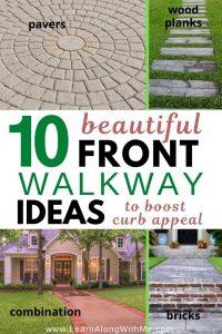 front walkway ideas