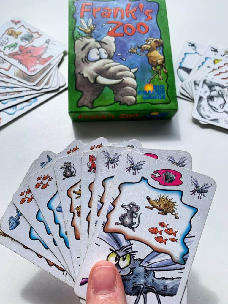 Indoor Games to play with the family - Frank's Zoo