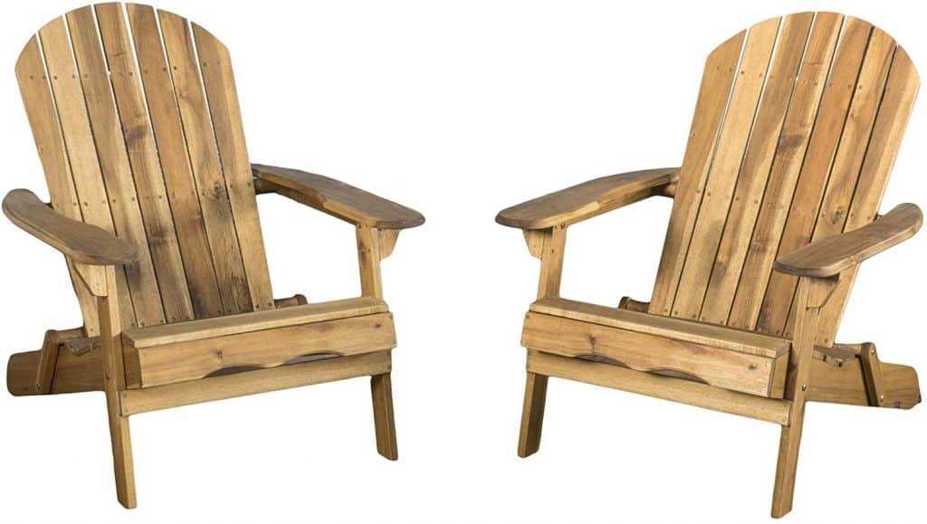 Patio ideas - adirondack furniture