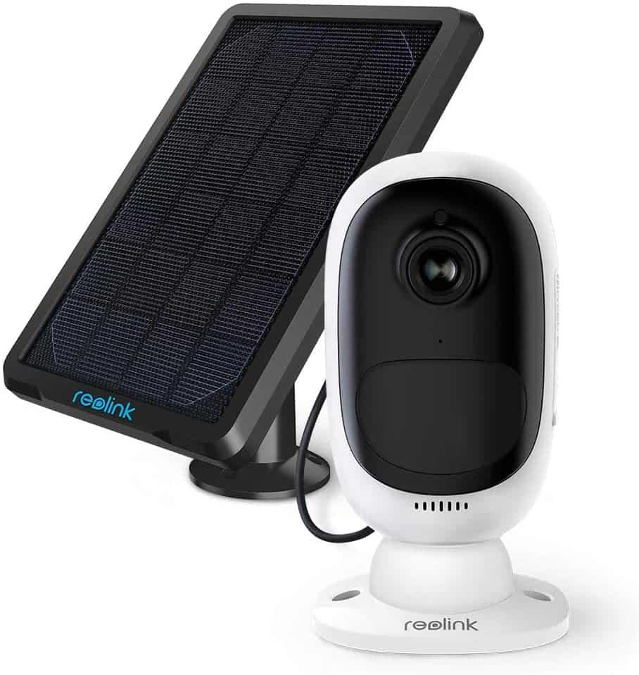 RV security wireless camera