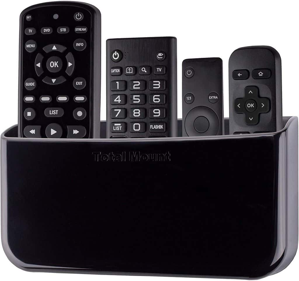 Now you'll always be able to find your remote controls