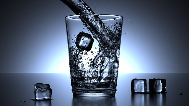Drinking some water and staying hydrated is very important to mood and physiological functioning. It is a good healthy habit