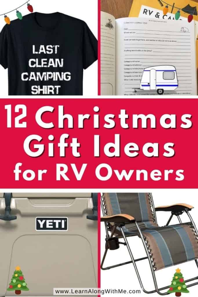 12 Christmas Gift Ideas for RV Owners that they'll love and appreciate
