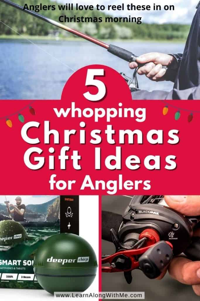Christmas Gift ideas for fishermen and fisherwomen - Anglers will love to reel these in on Christmas morning