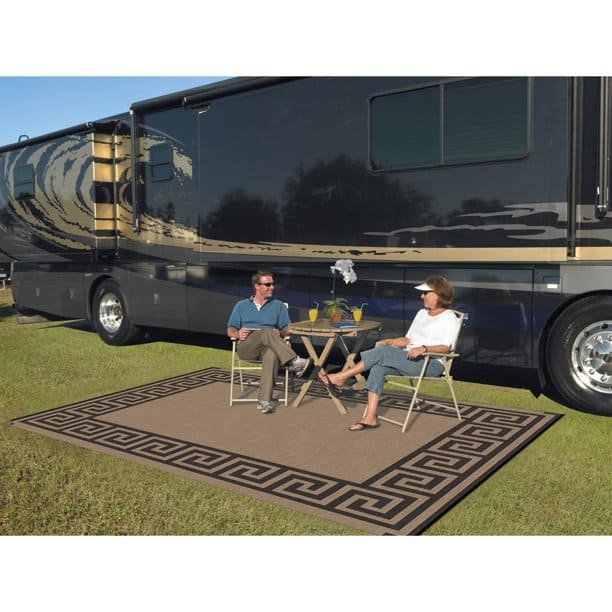 RV patio mat from Patio Mats and is available on walmart