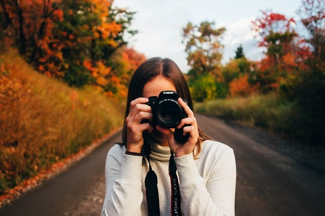 Photography is a fun thing to do while camping. See what kind of cool photos you can take to document your trip.