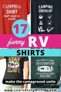 funny rv shirts