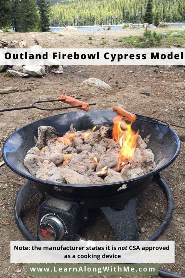 Outland Firebowl cypress model