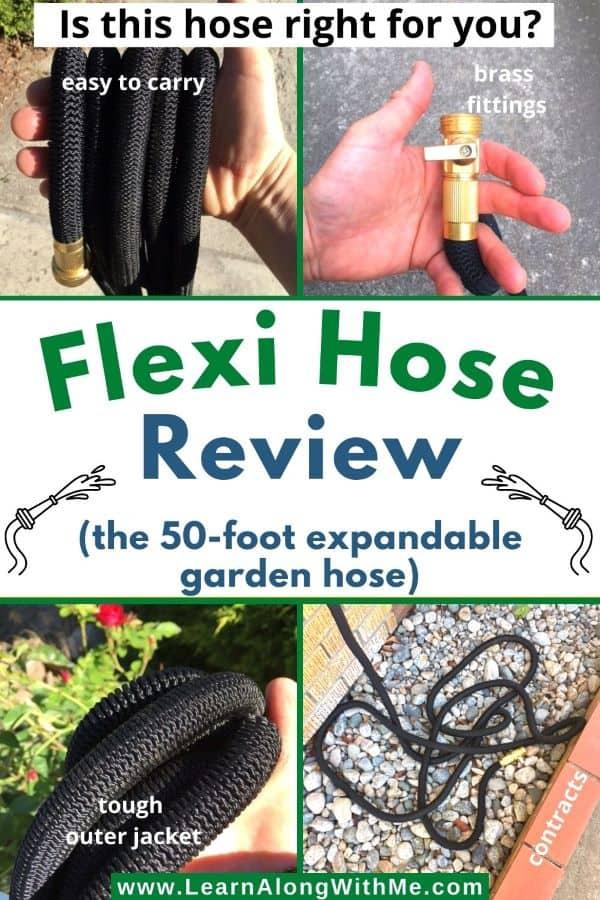 Flexi Hose Review of the 50ft expandable hose version