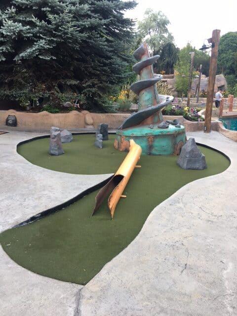 Loco Landing Mini Golf Penticton